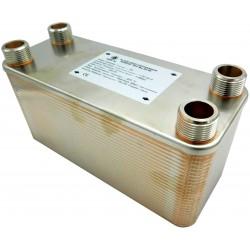 """Wymiennik ciepła Ba-95-40 2"""" (50) 150-250kW"""