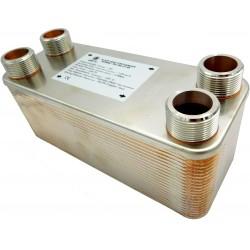 """Wymiennik ciepła Ba-95-30 2"""" (50) 120-200kW"""