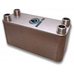 """Wymiennik ciepła Ba-115-80 2"""" (50) 380-650kW"""