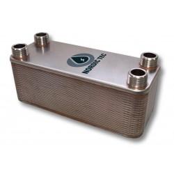 """Wymiennik ciepła Ba-115-70 2"""" (50) 350-580kW"""
